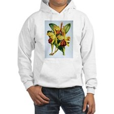 Fire Orchids Jumper Hoody