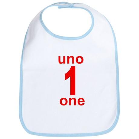 One/Uno Bib