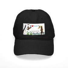 I_Love_Honey_200 Baseball Hat