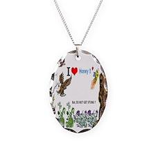 I_Love_Honey_200 Necklace