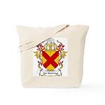 Van Benschop Coat of Arms Tote Bag