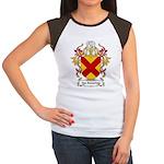 Van Benschop Coat of Arms Women's Cap Sleeve T-Shi