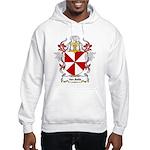 Van Belle Coat of Arms Hooded Sweatshirt