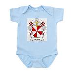 Van Belle Coat of Arms Infant Creeper