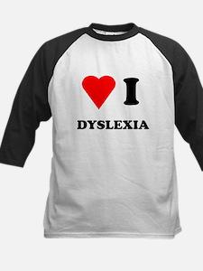 Love I Dyslexia Tee