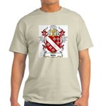 Beets Coat of Arms Ash Grey T-Shirt