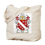 Beets Coat of Arms Tote Bag