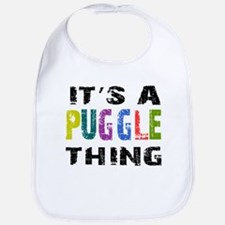 Puggle THING Bib