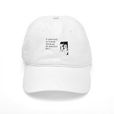 Diamond Is Forever Baseball Cap