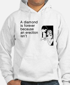 Diamond Is Forever Hoodie