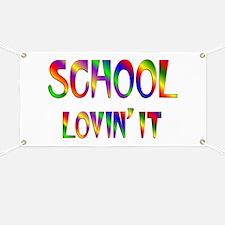 School Love Banner