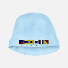 Nautical Edisto baby hat