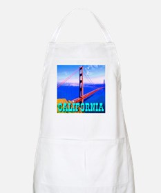 California Golden Gate Bridge BBQ Apron