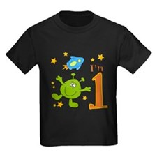 Cute Toddler rocket 1st birthday T
