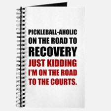 Pickleball Road To Recovery Journal