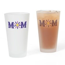 Mom Mothers Day Drinking Glass