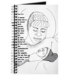 A Coloring Book for Mom Sweet Baby Journal