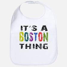 Boston THING Bib