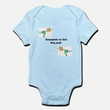 Hummingbirds Onesie