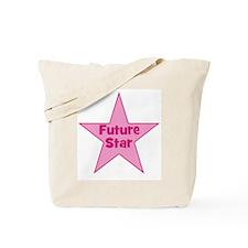 Future Star - Pink Tote Bag