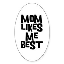 Mom Likes Me Decal