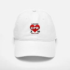 """Save a Life!"" Baseball Baseball Cap"