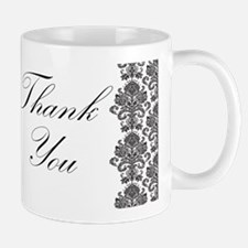 BW Thank You Card.png Mug