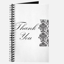 BW Thank You Card.png Journal