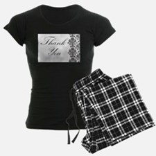BW Thank You Card.png Pajamas