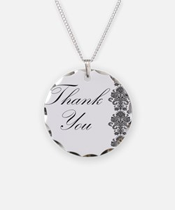 BW Thank You Card.png Necklace