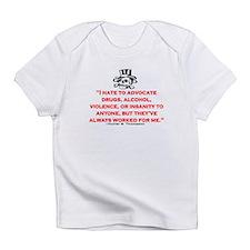 Unique Hunter thompson Infant T-Shirt