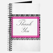 damask thank you Journal