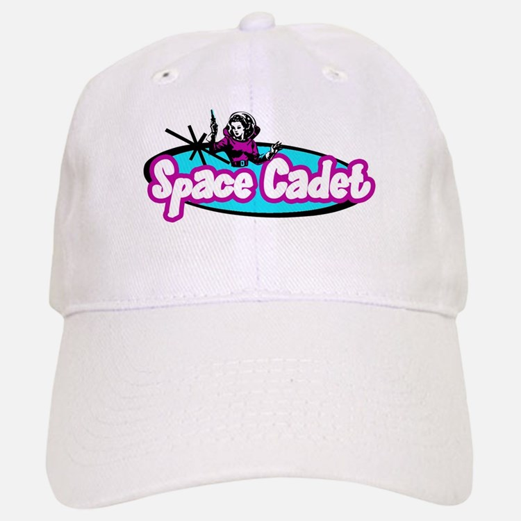 Space Cadet Baseball Baseball Cap