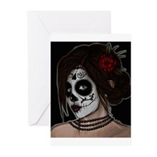 Dia de los Muertos Greeting Cards (Pk of 10)