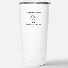 Funny Terminator Travel Mug