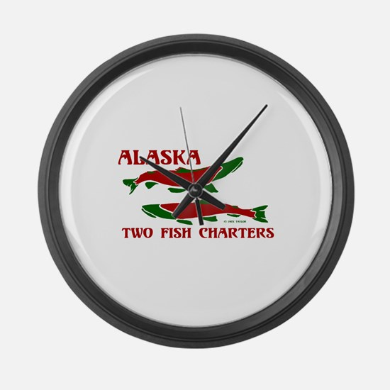 Akcharters adult Large Wall Clock