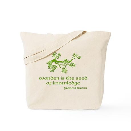 Seed of Knowledge Tote Bag