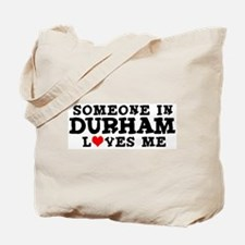 Durham: Loves Me Tote Bag