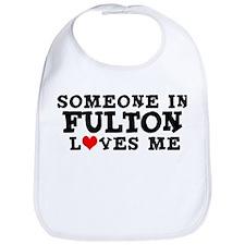 Fulton: Loves Me Bib