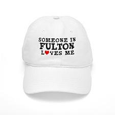 Fulton: Loves Me Baseball Cap