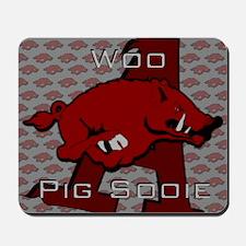 Woo Pig Sooie Mousepad