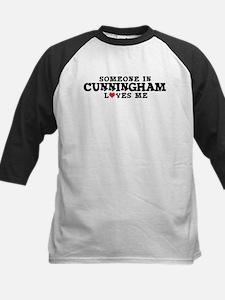 Cunningham: Loves Me Tee
