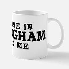 Cunningham: Loves Me Mug