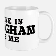 Cunningham: Loves Me Small Small Mug