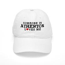 Atherton: Loves Me Baseball Cap