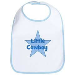 Little Cowboy Bib