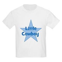 Little Cowboy Kids T-Shirt