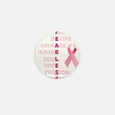 FEARLESS Mini Button (10 pack)