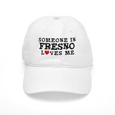 Fresno: Loves Me Baseball Cap