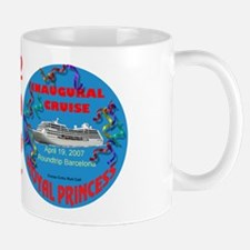 Inaugural Royal Cruise - Mug